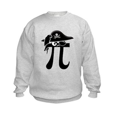 Pi-Rate Kids Sweatshirt