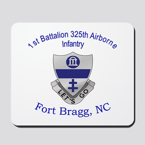 1st Bn 325th ABN Inf Mousepad