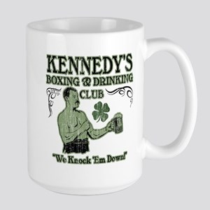 Kennedy's Club Large Mug