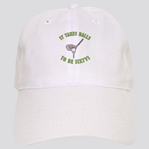 60th Birthday Golfing Gag Cap