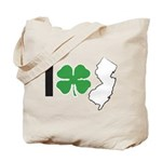 I Shamrock New Jersey! Tote Bag