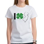 I Shamrock New Jersey! Women's T-Shirt