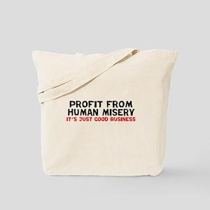 Just Good Business Tote Bag