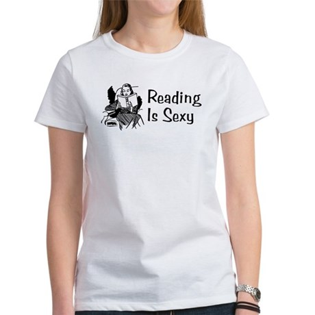 Reading Is Sexy Women's T-Shirt