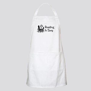 Reading Is Sexy Apron