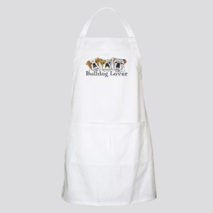 English Bulldog Lover Apron