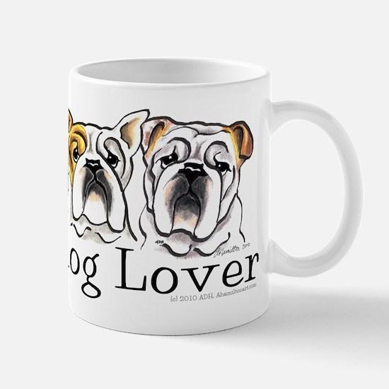 English Bulldog Lover Mug