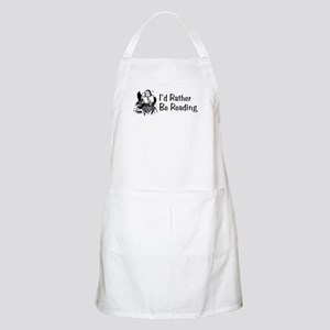I'd Rather Be Reading Apron