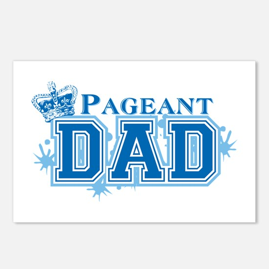 Pageant Dad Postcards (Package of 8)