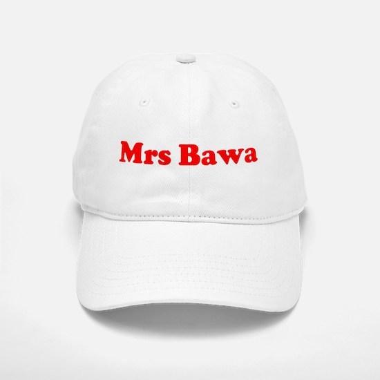 Mrs Bawa Baseball Baseball Cap