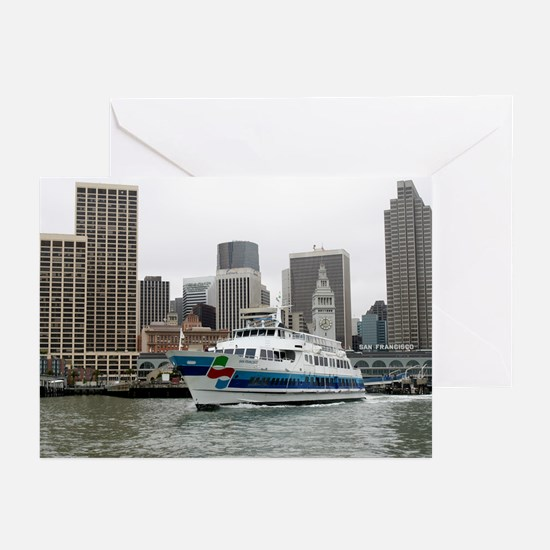 San Francisco Maritime Greeting Cards (10 Pk)