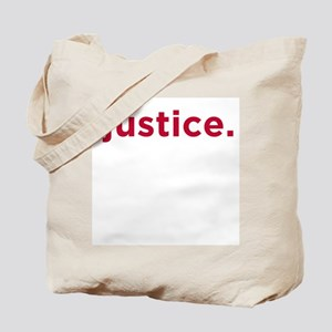 """Justice Tote Bag (2-sided, """"NCLR"""" only)"""
