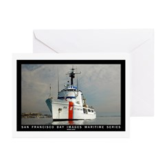 San Francisco Maritime Greeting Cards (10 Pk)