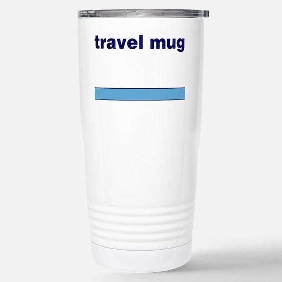 Generic Stainless Steel Travel Mug
