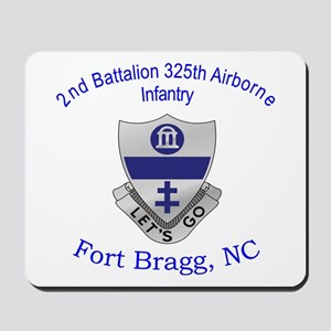 2nd Bn 325th ABN Inf Mousepad