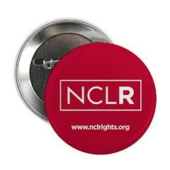 """Red NCLR 2.25"""" Button"""