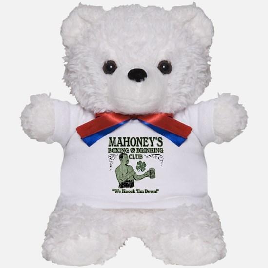 Mahoney's Club Teddy Bear