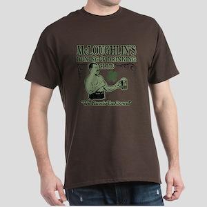 McLoughlin's Club Dark T-Shirt