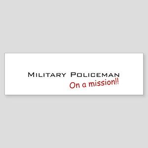 MP/Mission Sticker (Bumper)