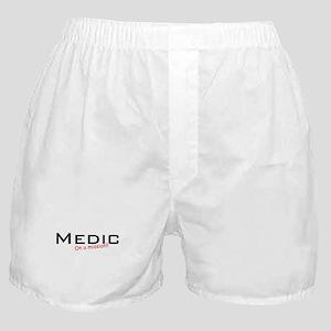 Medic/Mission Boxer Shorts
