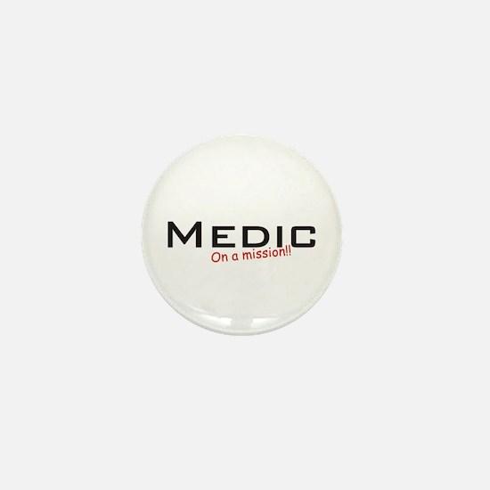 Medic/Mission Mini Button