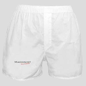 Machinist/Mission Boxer Shorts