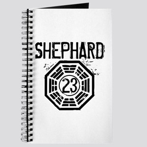 Shephard - 23 - LOST Journal