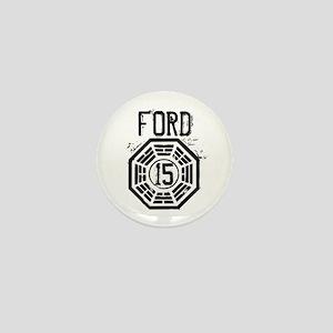 Ford - 15 - LOST Mini Button