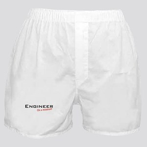 Engineer/Mission Boxer Shorts