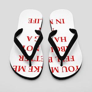 divorce Flip Flops