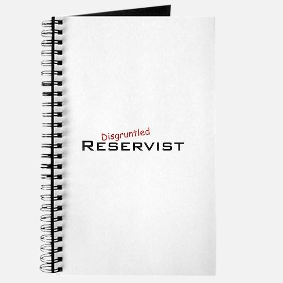 Disgruntled Reservist Journal