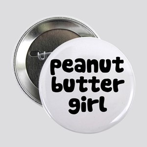 Peanut Butter Girl Button