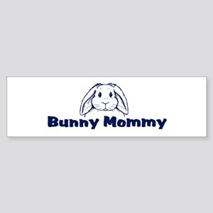 Bunny Mommy Bumper Sticker