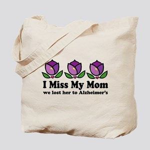 Lost Mom To Alzheimers Tote Bag