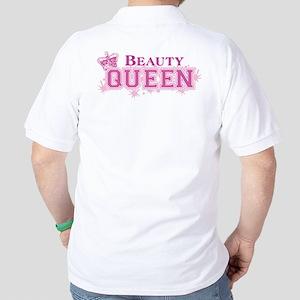 Beauty Queen Golf Shirt