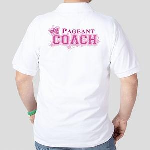 Pageant Coach Golf Shirt