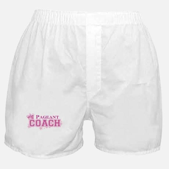 Pageant Coach Boxer Shorts