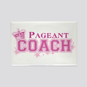 Pageant Coach Rectangle Magnet