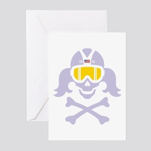 Lil' VonSkully Greeting Cards (Pk of 10)