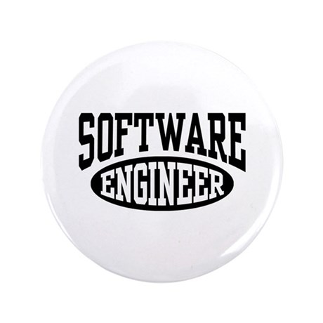 "Software Engineer 3.5"" Button"