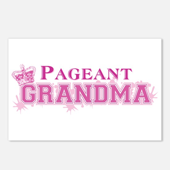 Pageant Grandma Postcards (Package of 8)