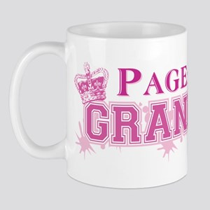 Pageant Grandma Mug