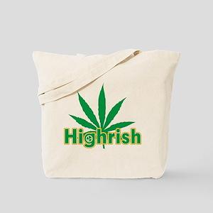 Irish Highrish Tote Bag