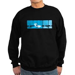 Mod Blue Sweatshirt (dark)