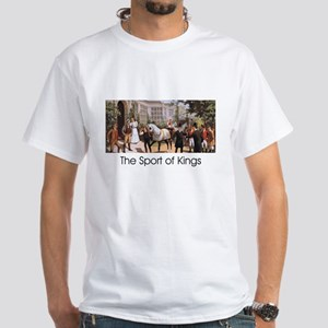 TOP Sport of Kings White T-Shirt