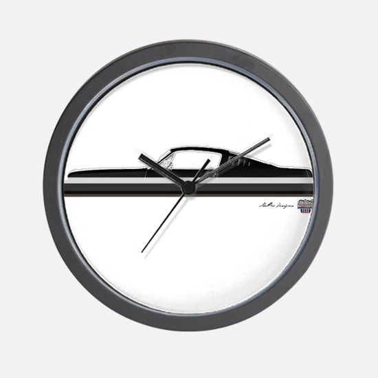 Mustang Horse Wall Clock