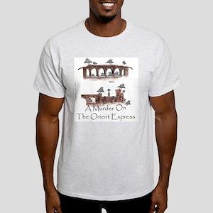 A Murder on the Orient Express Light T-Shirt