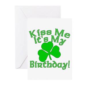 Irish happy birthday greeting cards cafepress m4hsunfo