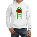 Glad to be Intact Hooded Sweatshirt