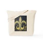 Black & Gold Tote Bag